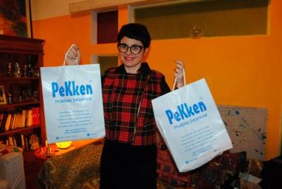 Gisela Marziotta festeja el cumple de Rafael junto a Pekken
